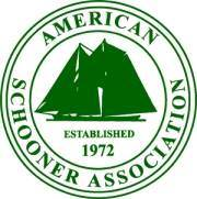 Polar Fleece Pullover for Men with American Schooner Association Logo