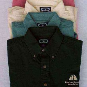 Canvas Shirt for Men by American Schooner Association