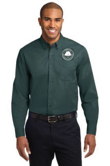 Shirt for Men with American Schooner Association Logo