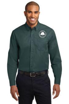 Shirt for Men with American Schooner Association Logo