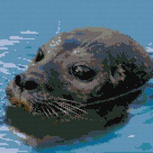 Seal Beading Pattern