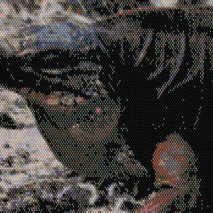 Iguana Beading Pattern
