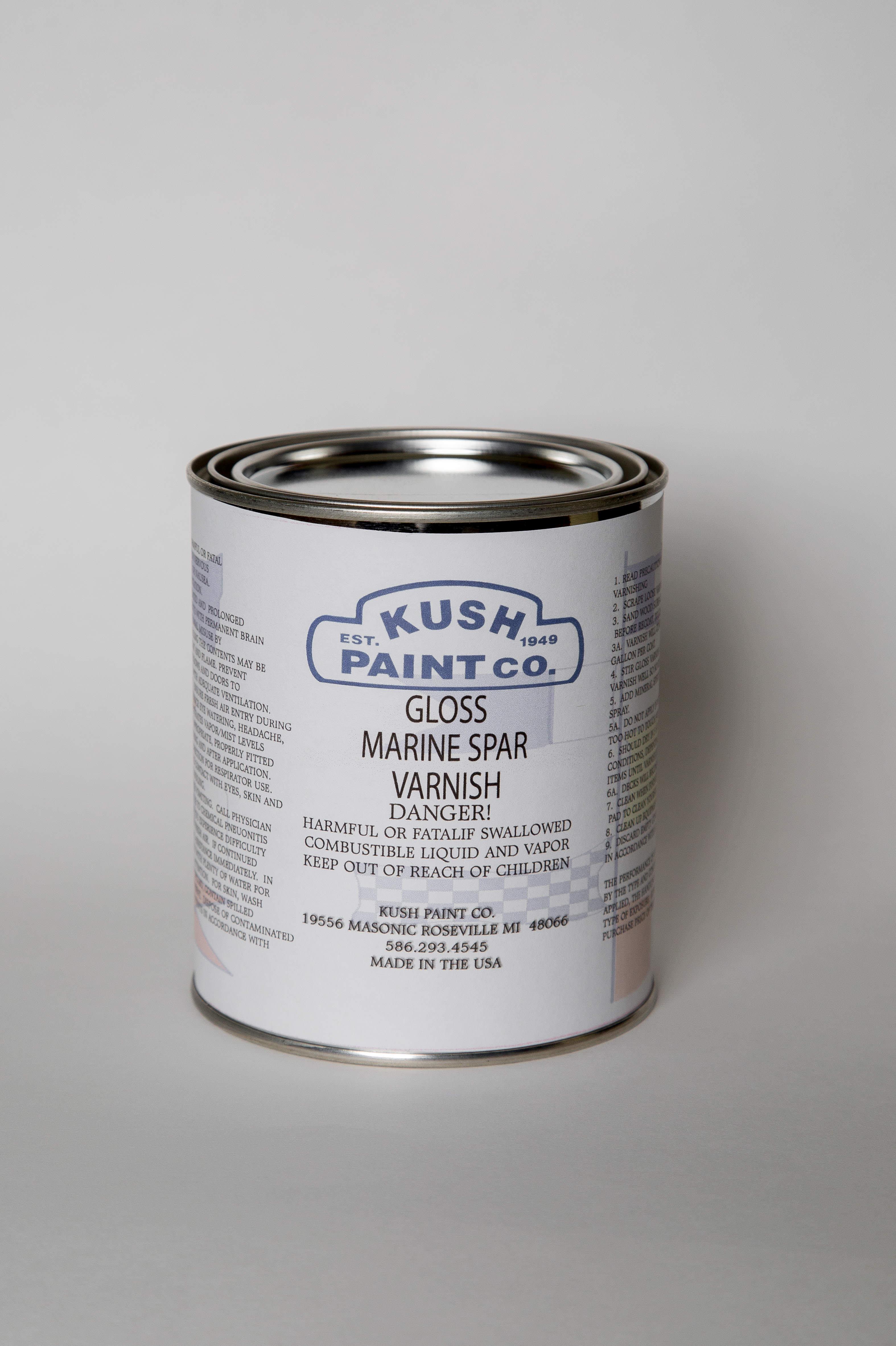 Gloss Spar Varnish Quart Free Shipping In The Us
