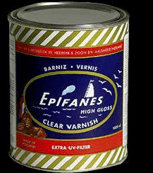 Epifanes Clear Gloss Varnish