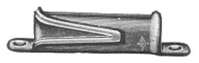 Davey & Company Tubular Jamb Cleats