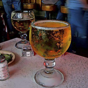 schooner of beer