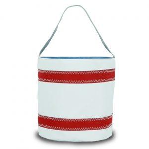 Nautical Stripes Bucket Bag