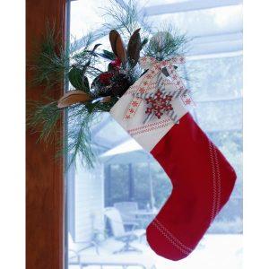 Chesapeake Christmas Stocking