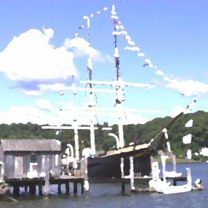 Joseph Conrad at Mystic Seaport Museum