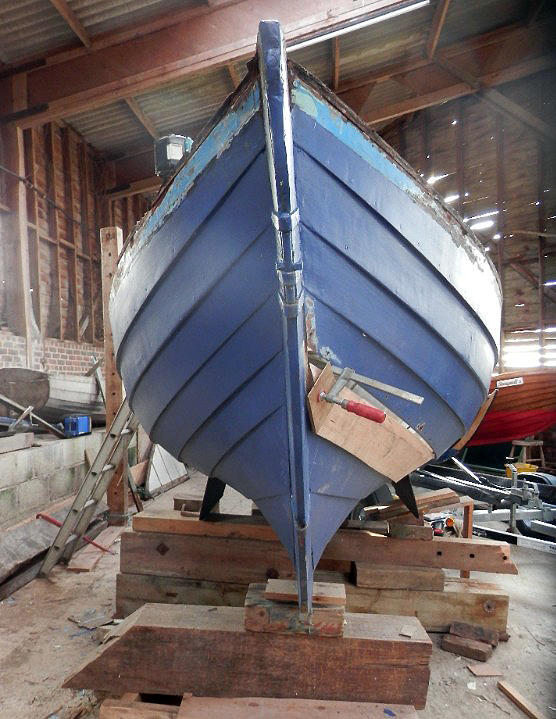 Short boatbuilding courses with Ryan Kearley | Schooner