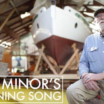 Ken Minor build his Morning Song