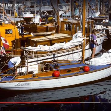 Folkboat Lorraine