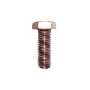 silicon bronze hex head cap bolt cap screw