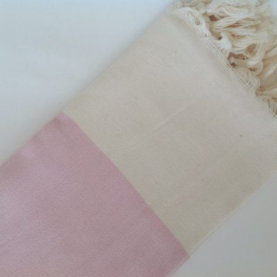Elegant Organic Turkish Towel, Peshtemal, bath, spa, hammam, Natural Sof cotton, Gift for woman, summer, Handwoven, Pink