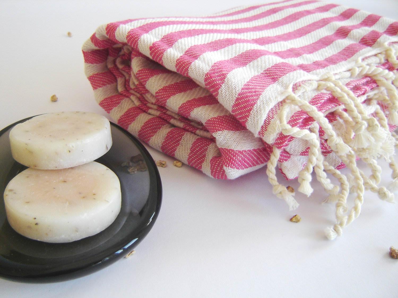 SALE Set Of 2 Traditional Turkish Bath Towel, Peshtemal