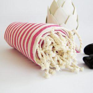 High quality Turkish Towel: Peshtemal, Bath, Beach, Spa Towel, Pink,, spring, easter