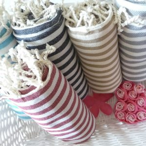 Bridesmaids Pack, Turkish Bath and Beach Towel, Peshtemal, hammam towel, Beach Wedding, Destination wedding, Aqua, Purple, Black,