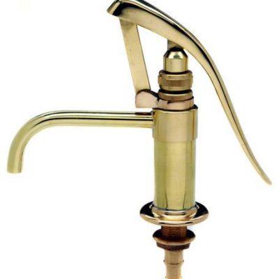 WS62 Lever Pump, Brass