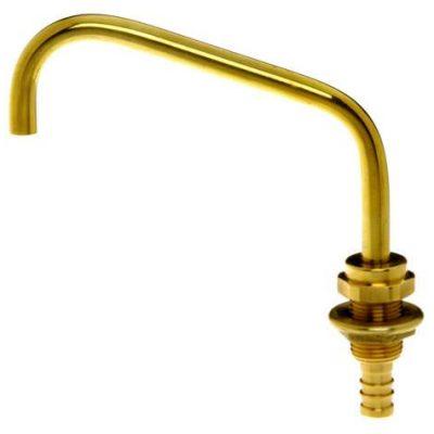 WS66 Spout, Brass
