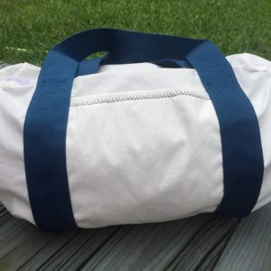 Recycled Sailcloth Duffel Bag 2