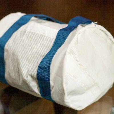 Recycled Sailcloth Duffel Bag 1