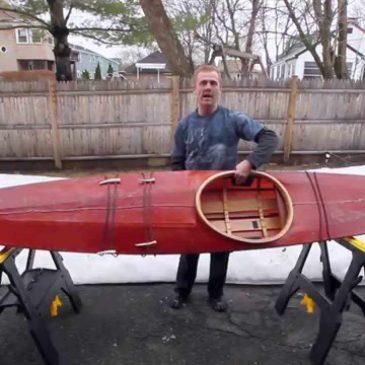 greenland kayak video