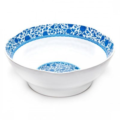 Q Squared NYC Heritage Serving Bowl