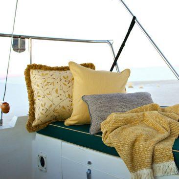 Sunbrella Marine Upholstery