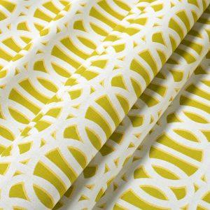 "Sunbrella 145095-0000 Reflex II Citron 54"" Upholstery Fabric"