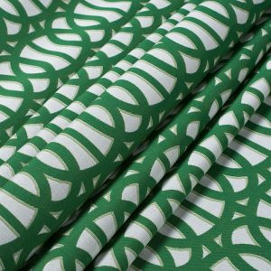 "Sunbrella 145094-0003 Reflex Emerald 54"" Upholstery Fabric"