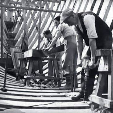 British Boatbuilding in the 1940s