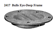 Deck Prism, Deep Frame - Bulls Eye