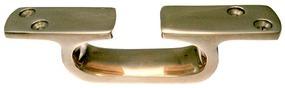 Davey & Company Deck Fairlead - Straight, Sunken