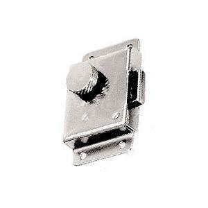 Cylinder Rim Lock with Dead Lock