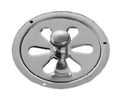 Davey & Company Ventilators - Round Hit & Miss