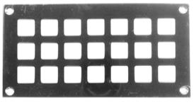 Davey & Company Ventilators - Square Hole