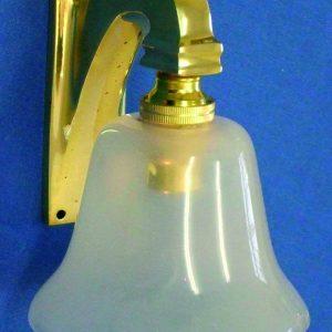 Brass Bracket Light - without Switch