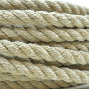 Vintage 3 Strand Polyester Rope