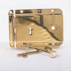 Davey & Company Rim Locks