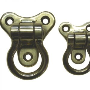 Davey & Company Forged Shackle Plates - High Load