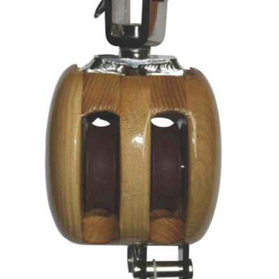 Davey & Company Ash Blocks - Swivel Head