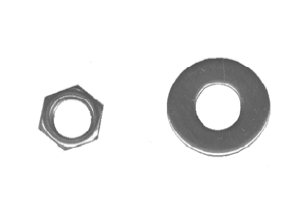 Davey & Company Silicon Bronze Nuts & Washers