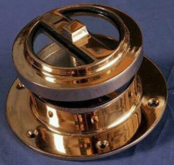 Davey & Company Davey & Company Glazed Bronze Ventilator