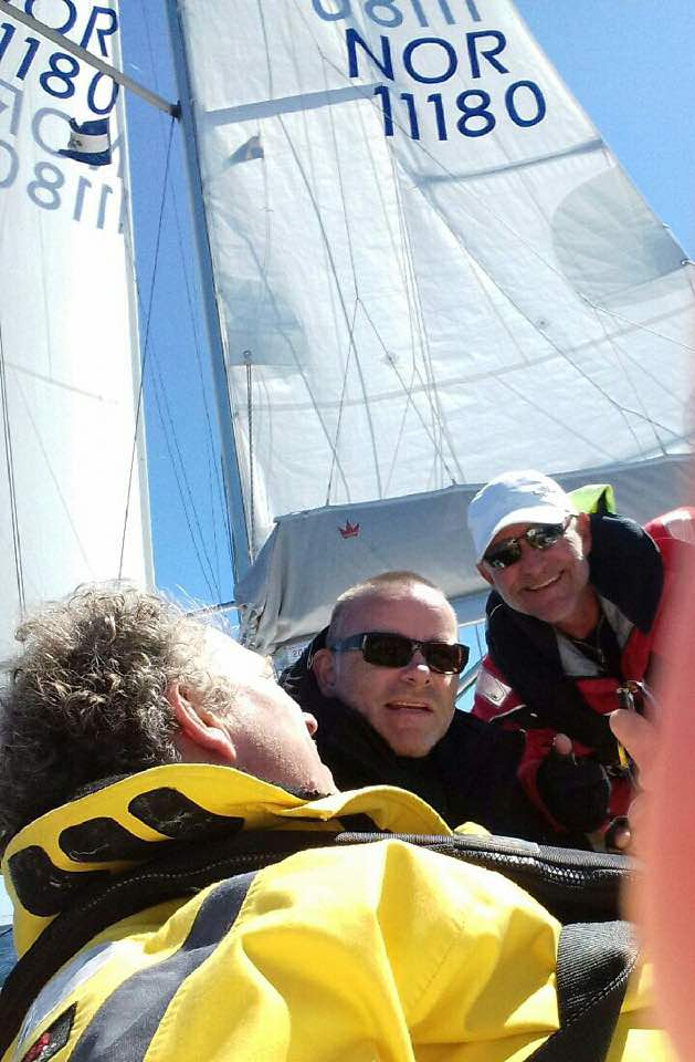 Lars Sailing