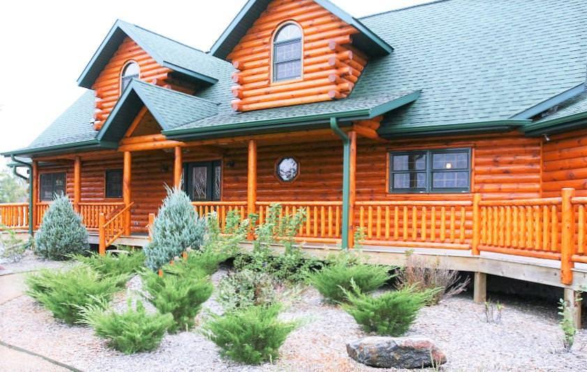 Kush Oil Based Log Home Stain Deck Amp Siding Wood Finish