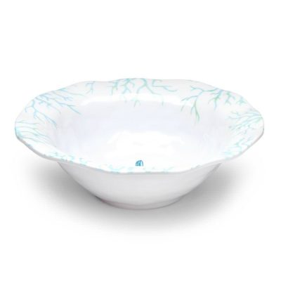 Q Squared NYC Captiva Serving Bowl