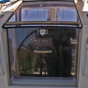 Cockpit sheet bag