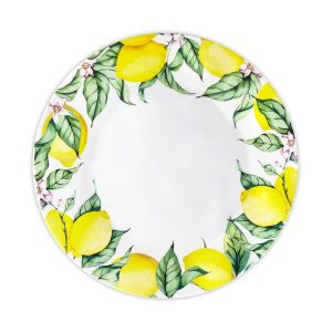 Q Squared NYC Limonata Dinner Plate