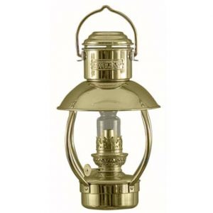 Weems & Plath Mini Oil Trawler Lamp