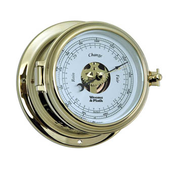 Weems & Plath Endurance II 115 Open Dial Barometer